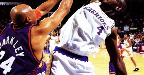 Warriors Vs Suns Facebook: Chris Webber Golden State Warriors Vs Charles Barkley