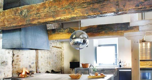 Really Rustic Kitchen Designs |Serafini Amelia| Rustic Modern Kitchen Design