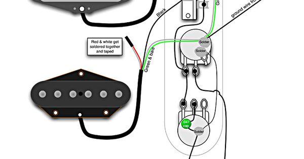 Telecaster Wiring