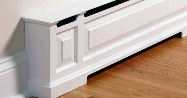 Decorative Baseboard Radiator Cover For The Home