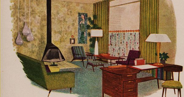 Better homes and gardens decorating ideas 1960 tips on how for Better homes and gardens design tool