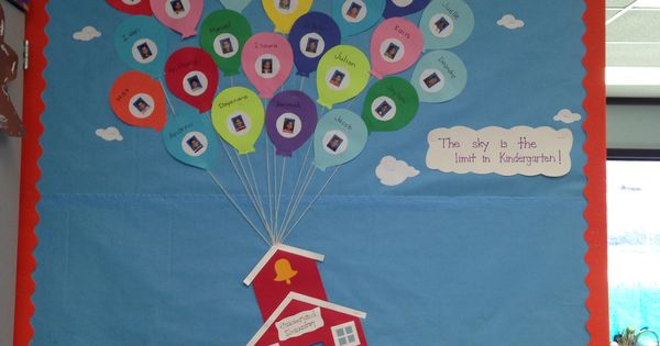 Second Year Putting Up My Quot Up Up And Away Quot Balloon