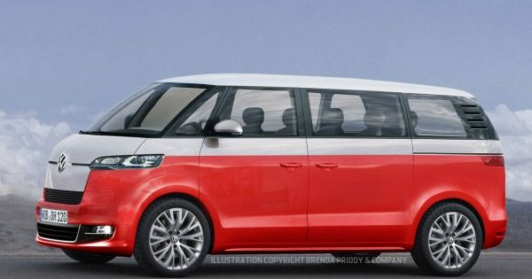 VW Microbus - Concept Car