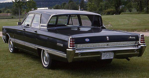 1966 mercury park lane with breezeway