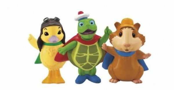 Fisher Price Wonder Pets Schoolhouse Heroes Figure Pack By Fisher Price 44 95 Includes Linny Ming Ming And Tuck In 2020 Wonder Pets Action Figures Toys Pet Toys