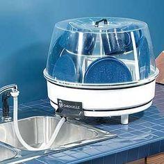 Tiny Countertop Dishwasher Dishwashers And Tiny Houses 4 Ways It