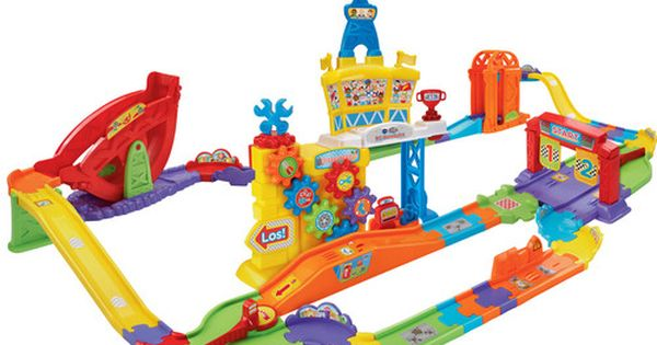 Vtech Tut Tut Baby Flitzer Rc Rennbahn Spielzeugautos Jetzt Online Kaufen Windeln De Mit Bildern Tut Tut Baby Flitzer Coole Spielsachen Baby Geschenke