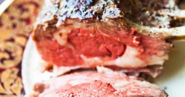 Classic Rack of Lamb | Recipe | Rack Of Lamb, Lamb and Glutenfree