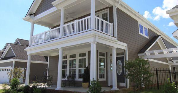 Virginia beach new homes porch homes at sajo farm sajo for Architectural exterior design virginia beach