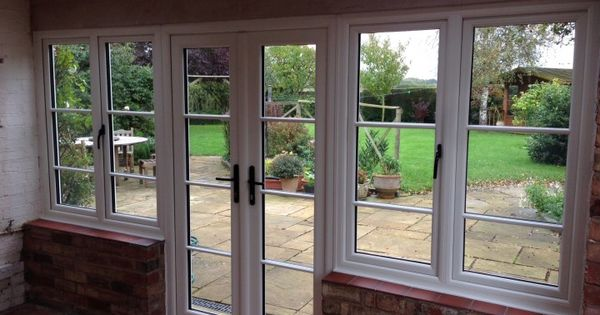 georgian style upvc french doors google search
