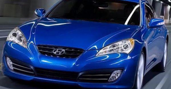 Hyundai Service Manuals Hyundai Genesis Coupe Hyundai Genesis New Hyundai