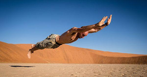 Flying Press Up Elite Fitness Crossfit Fitness