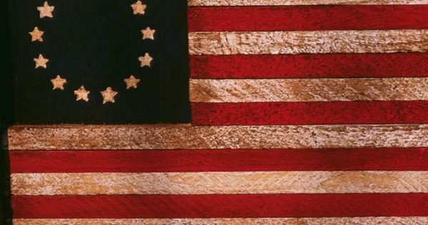 what do 13 stripes on the american flag represent