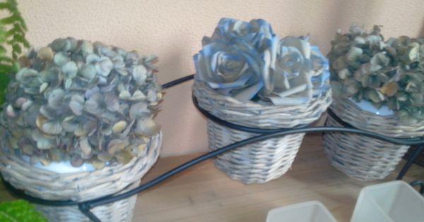 Faire s cher les hortensias elodie mongeot cr ations - Faire secher des hortensias ...