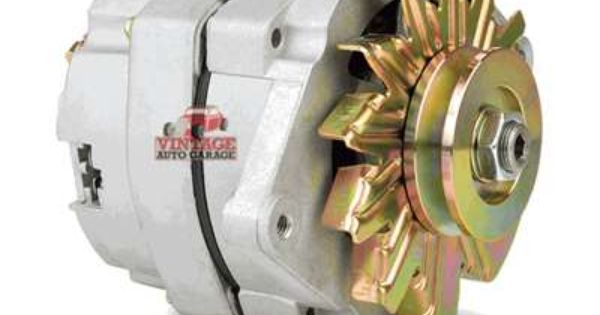 Alternator 12 Volt 100 Amp Neg Ground