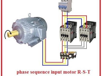 [SODI_2457]   Forward Reverse Three Phase Motor Wiring Diagram | Non-Stop Engineering |  Electrical projects, Electrical circuit diagram, Electronic engineering | 3 Phase Motor Wiring Diagram Change Direction |  | Pinterest
