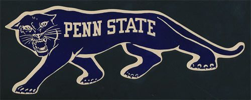 Pennsylvania State University Penn State Nittany Lions Sticker Penn State Penn State Nittany Lions Pennsylvania State University