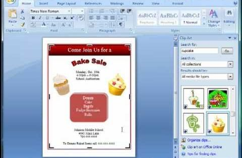 how to write accents on microsoft word 2007