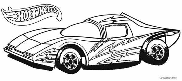 Printable Hot Wheels Coloring Pages For Kids Cool2bkids Cars Coloring Pages Race Car Coloring Pages Coloring Pages