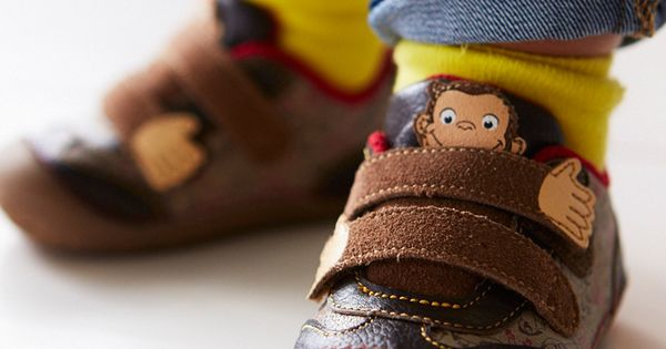 SRT Soft Motion Curious George striderite curiousgeorge