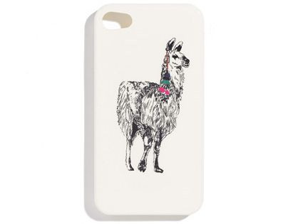 Llama Printed iPhone Case by Phone Case| http://phonecasecollectionsjudson.blogspot.com