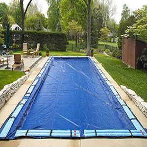 Pool Opening Made Easy 10 Steps For Do It Yourselfers Diycontrols Blog Winter Pool Covers Pool Cover Backyard Pool Landscaping