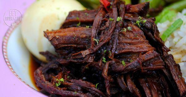 Indonesische_pulled pork - Slow Cooking | Pinterest - Varkensvlees ...