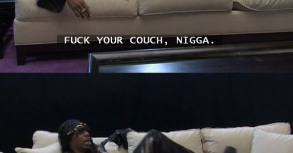 couch your chappelle Dave fuck