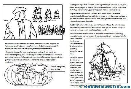 Cristobal Colon Para Ninos Cristobal Colon Para Ninos Cristobal Colon Viajes De Cristobal Colon