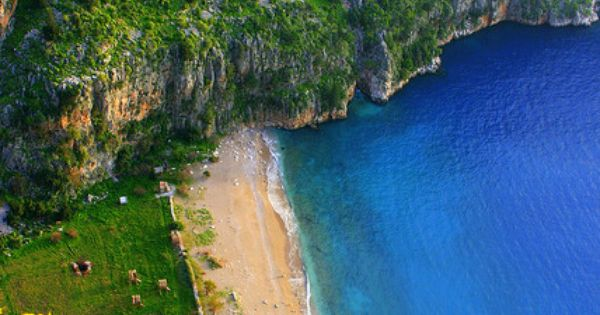 The butterfly valley, Turkey travel