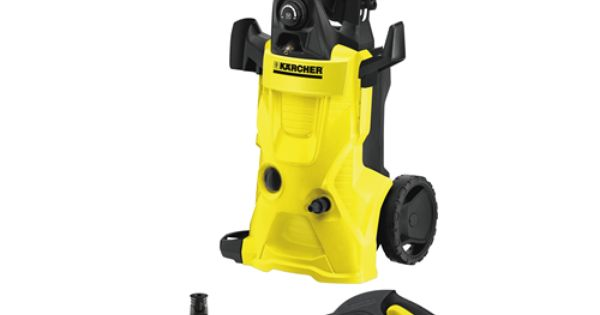 Lavadora de alta press o karcher k4 premium leroy - Leroy merlin karcher ...