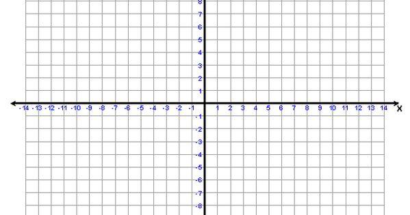 four quadrant graph paper one graph per page
