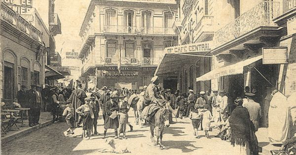 Cafe Casino Tanger 1912 Tanger Marruecos Marruecos Fotos