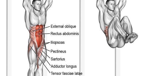 hanging leg and hip raise  one of the most effect core