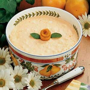 Orange Buttermilk Gelatin Salad Recipe Gelatin Salad Recipes Jello Recipes