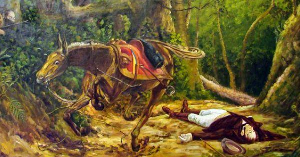 4 De Junio De 1830 Muerte Del Mariscal Antonio Jose De Sucre En