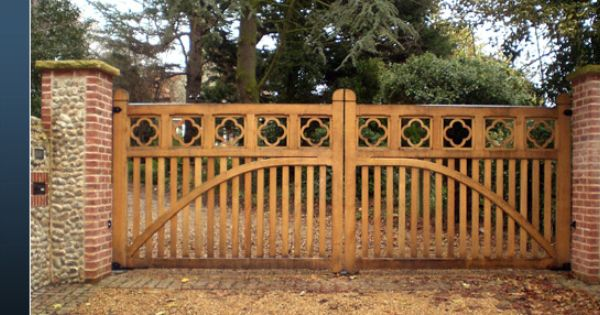 Wooden Driveway Gates For Sale Electric Gates Direct
