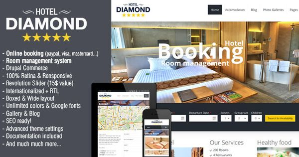 See More Hotel Diamond