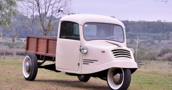 1951 Gioliath GD750 (chassis 21607) Pin Jaki Cars