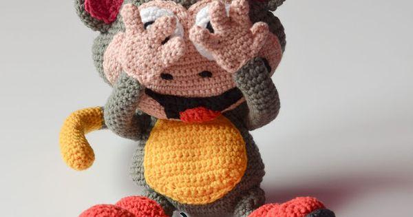 Xxl Amigurumi Hakelvorlage : Krawka: Boots from Dora the explorer Crochet Pattern for ...