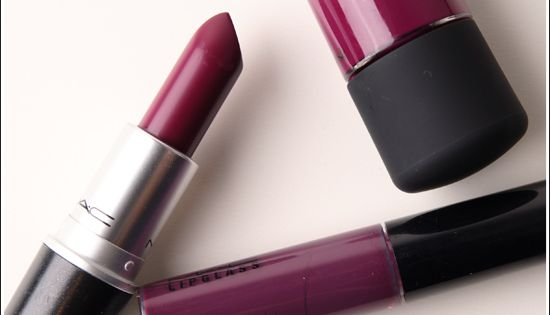 MAC Rebel Lipglass, Lipstick, Nail Lacquer Review, Photos ...