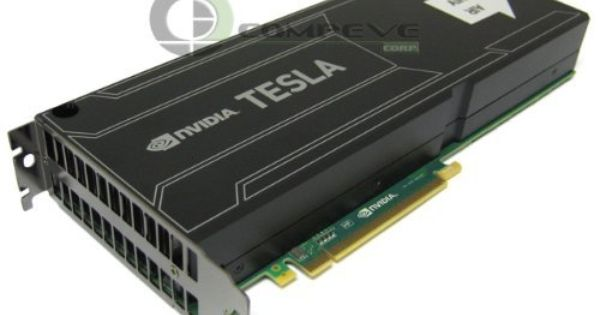 Nvidia Tesla K10 8gb Gddr5 Pci E X16 Computing Accelerator Processing Unit With Dual Gk104 Kepler Gpus By Nvidia 3189 00 With Tera Nvidia Tesla Graphic Card