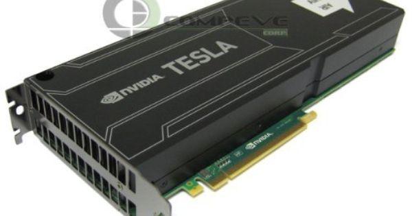 Nvidia Tesla K10 8gb Gddr5 Pci E X16 Computing Accelerator Processing Unit With Dual Gk104 Kepler Gpus By Nvidia 3189 00 With Tera Nvidia Tesla Graphic Card