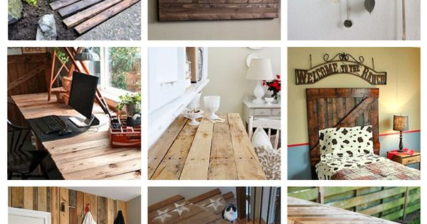 75 Reclaimed Lumber projects, curated by Funky Junk Interiors on HomeTalk @