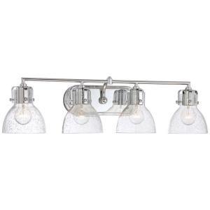 Minka Lavery 4 Light Chrome Bath Vanity Light 5724 77 Bath Vanity Lighting Bathroom Light Fixtures Chrome Chrome Light Fixture