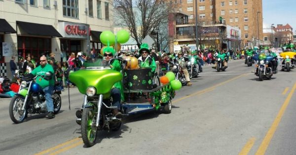 Eds Posse Kansas City St. Patrick s Day Parade 2014 | Ed's Posse | Pinterest