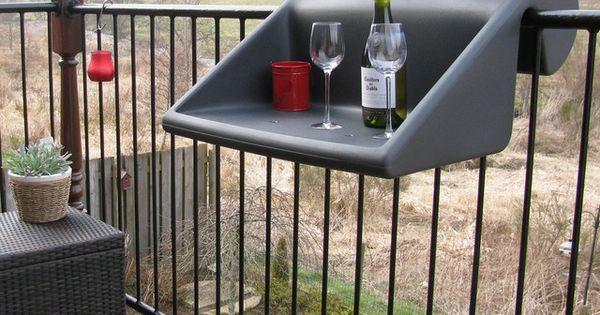 Idea mesas terrazas peque as dise o de jardines for Mesas para terrazas pequenas
