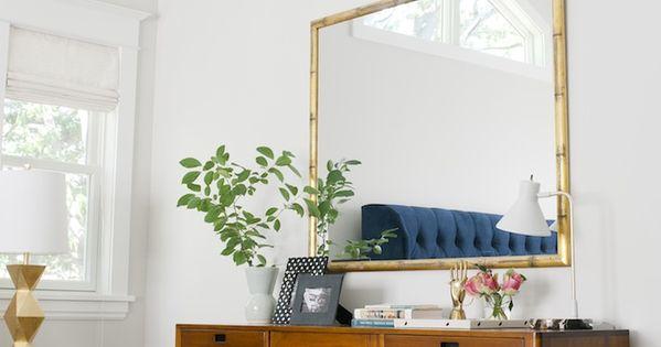 credenza a specchio : Com?, Credenza moderna and Specchio on Pinterest