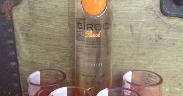 Eyeglass Frames Little Rock Ar : Ciroc shot glasses made from empty bottles in Little Rock ...