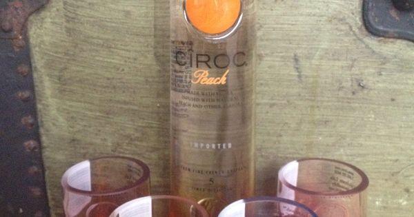 Eyeglass Frames Little Rock Ar : Ciroc shot glasses made from empty bottles in Little Rock ...